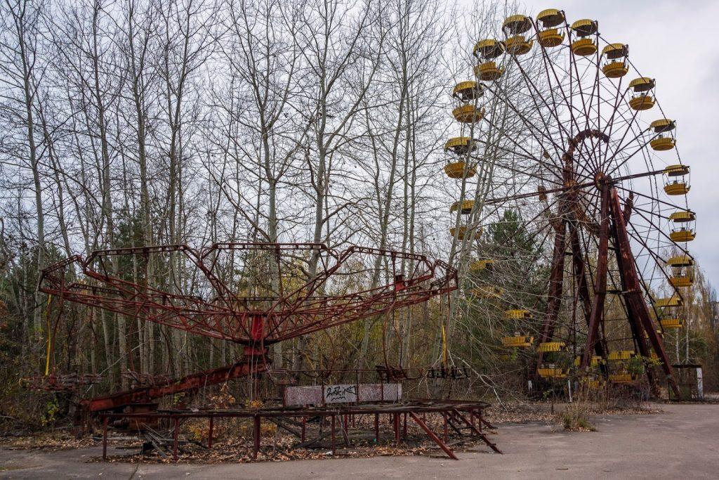 Como é visitar Chernobyl? Tudo que você precisa saber