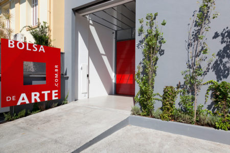 fachada galeria bolsa de arte de porto alegre