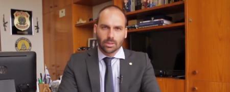 eduardo bolsonaro facebook globo justiça