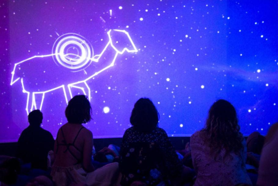 exposição FLUXO no Museu de Arte do Rio