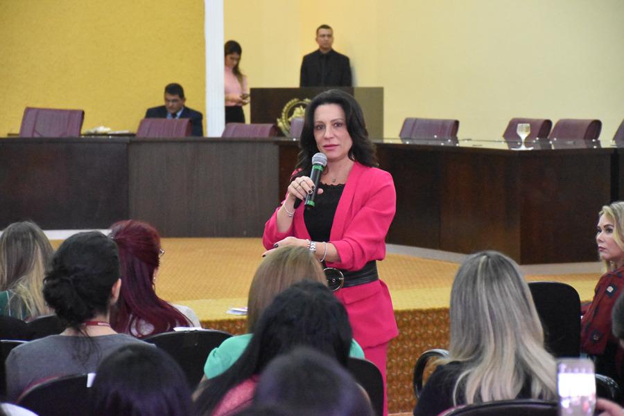 A promotora Gabriela Manssur