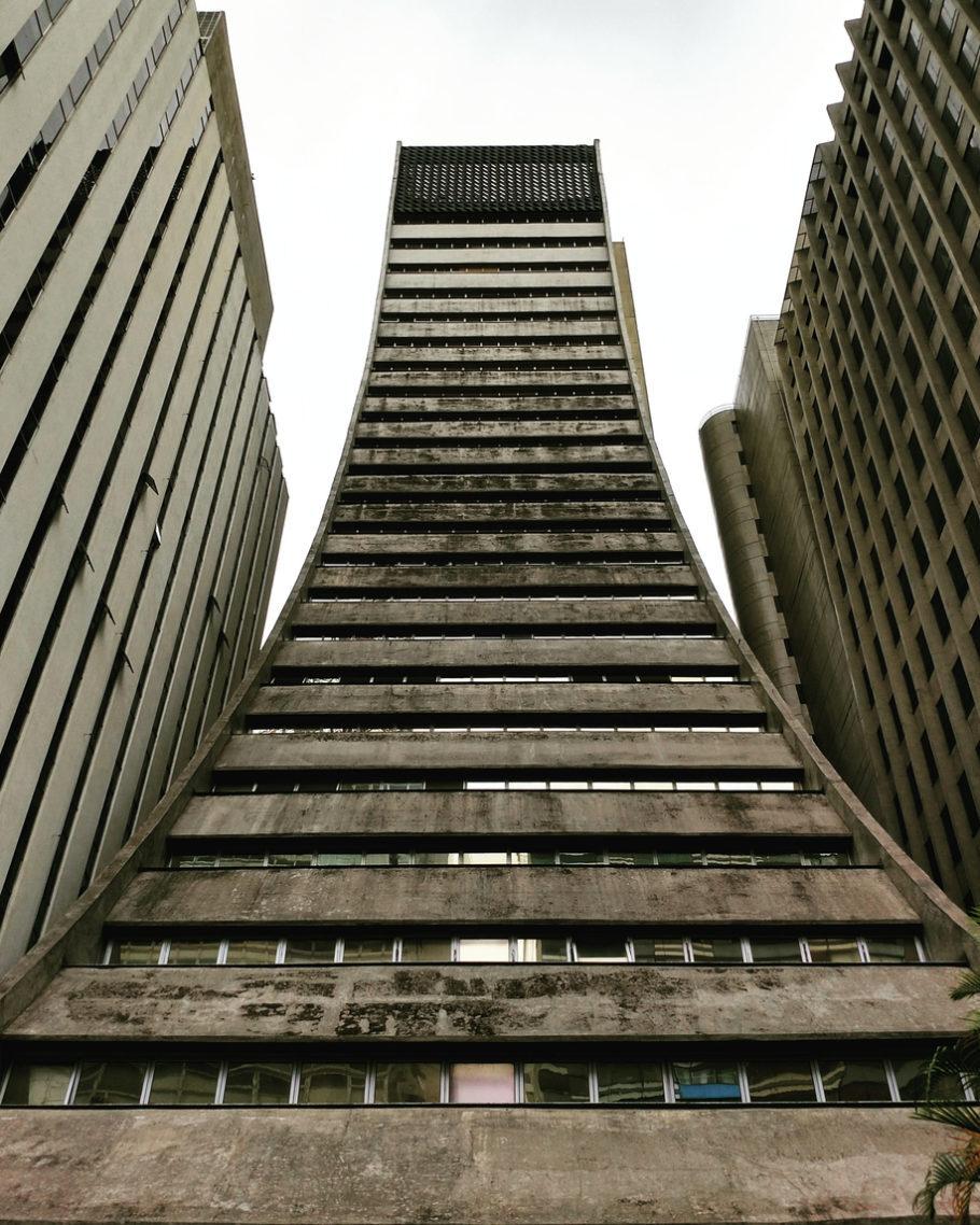 Fachada do edifício Sumitomo, que vai abrigar a primeira unidade do Hard Rock Hotel em São Paulo