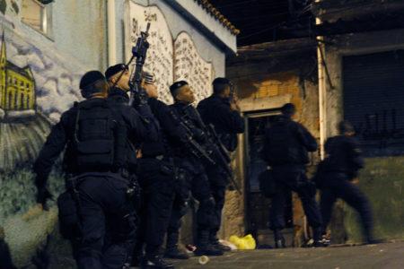 rio janeiro mortes policiais