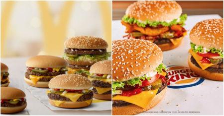 procon mcdonald's burger king black friday