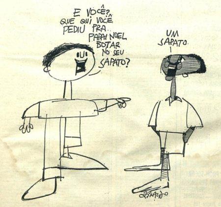 quadrinhos escolhidos para a mostra o pasquim 50 anos