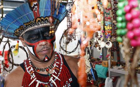 povos indígenas são representados no revelando sp