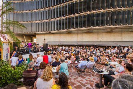 música na área aberta da unibes cultural vai acontecer no yby festival