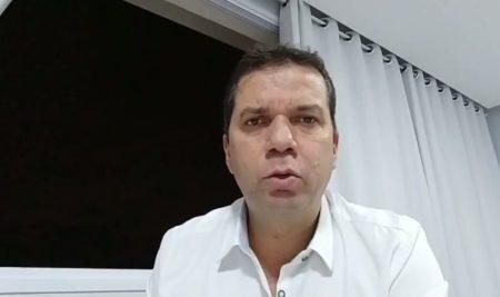 Deputado estadual de Goiás Alysson Lima