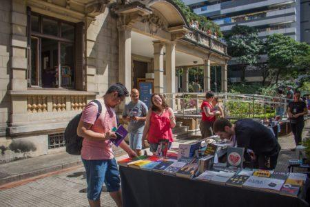 distribuição de livros na casa das rosas é destaque da programação de aniversário de 15 anos do museu