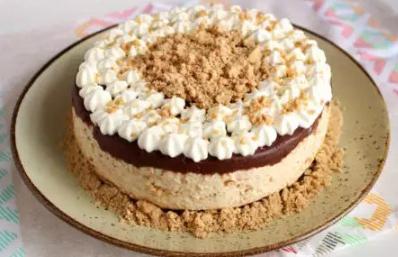 cheesecake de paçoca