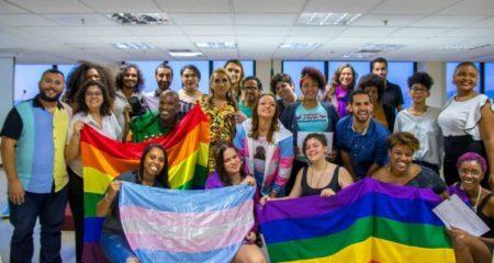 No Dia de Doar, uma das opções é abraçar a causa LGBT