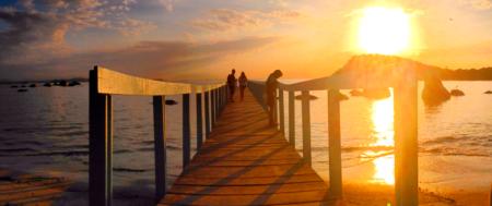 ponte da saudade ilha de paquetá