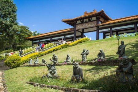 templo zu lai lugares são paulo natureza