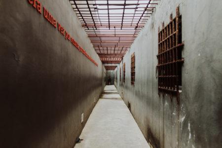 corredor do antigo prédio do deops na ditadura militar