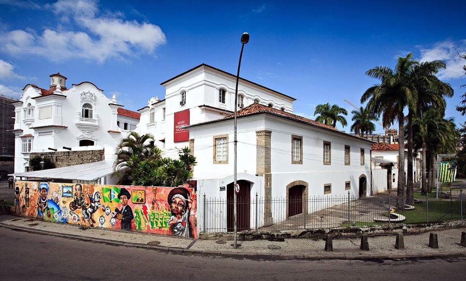 Museu Histórico Nacional, no Rio de Janeiro