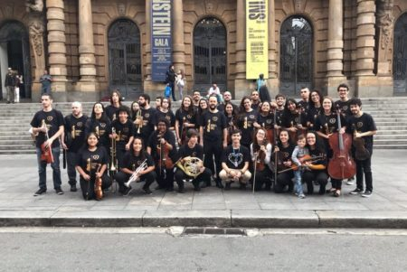 Orquestra Filarmônica Jovem Boa Vontade