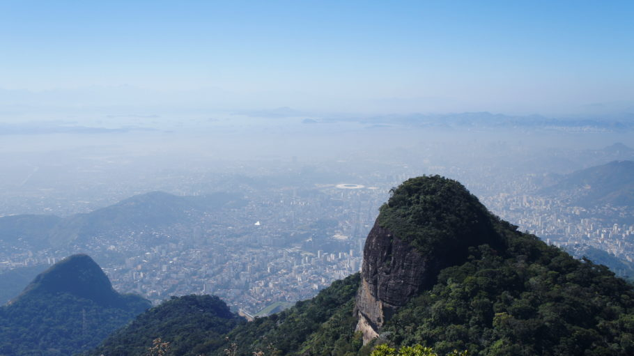 Vista do Pico da Neblina