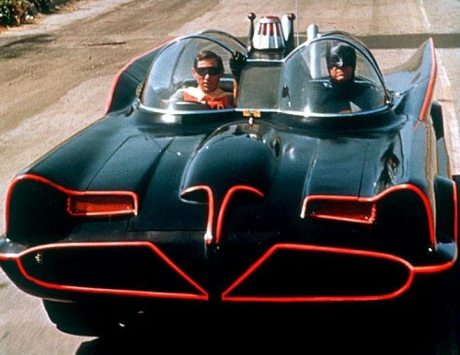 Batmóvel de 1966