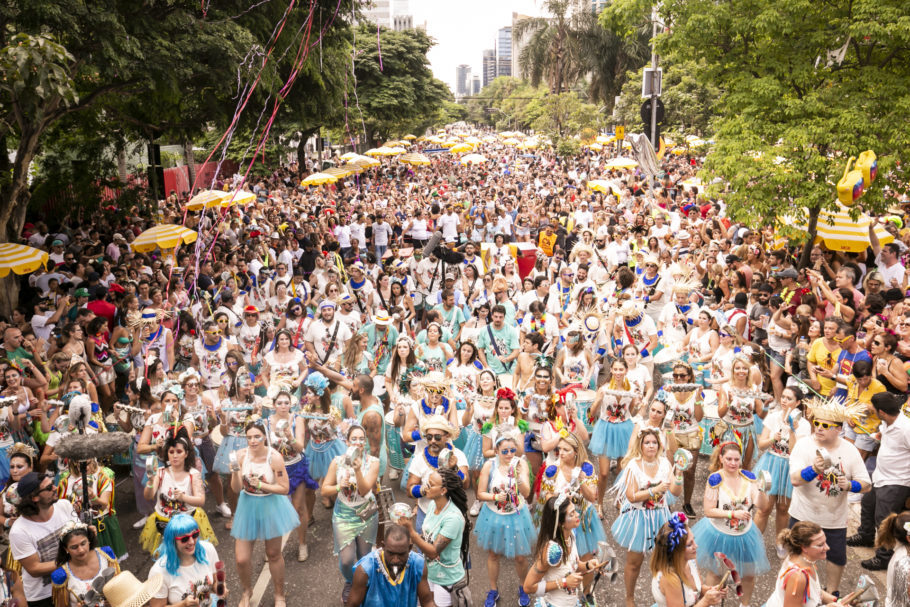 desfile do bangalafumenga no carnaval