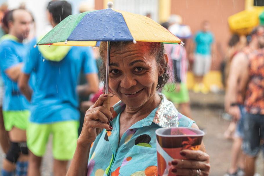 Bloco Tia Eh o Caraleo sai pela primeira vez no carnaval de São Paulo!