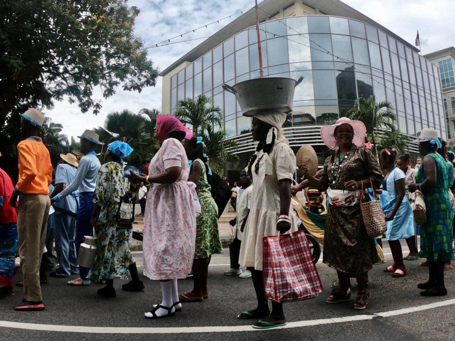 Alas contam a história de Seychelles também marcada pela escravidão