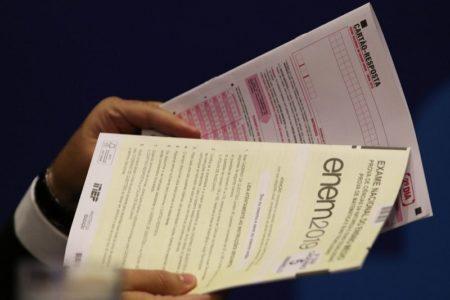 Gráfica receberá R$ 63 milhões para imprimir prova do Enem 2020