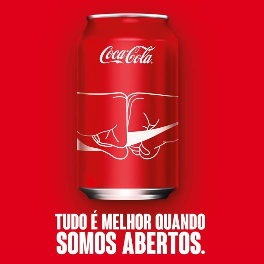 Campanha da Coca-Cola estimula empatia