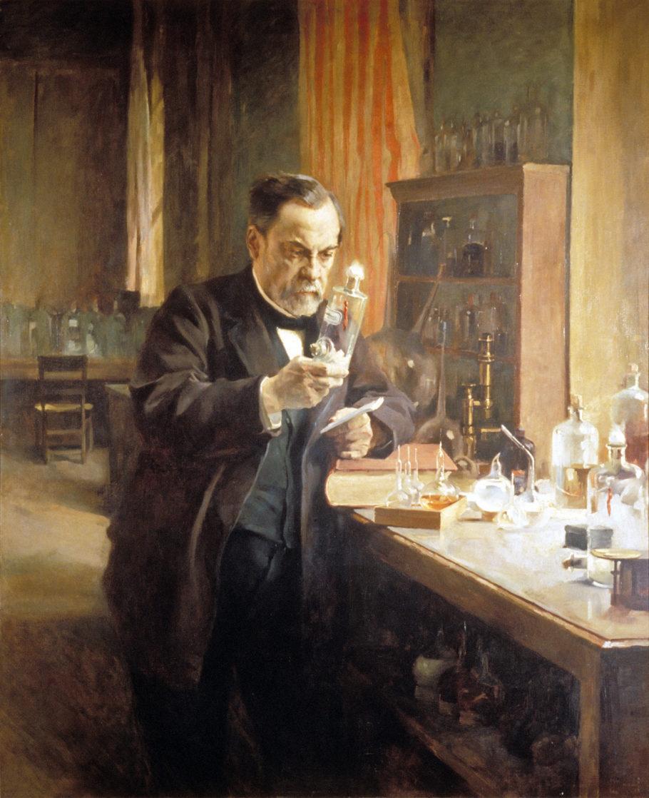 Exposição de Louis Pasteur