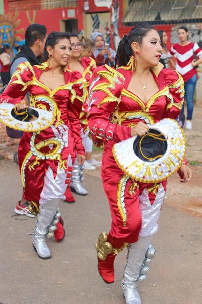grupo de dança feira kantuta