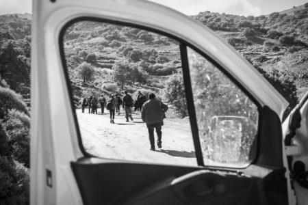 pastores tráfico pessoas Portugal