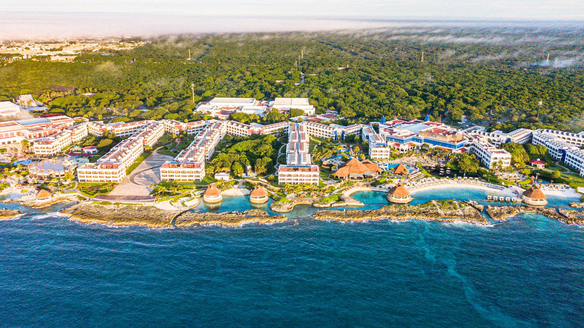 O Hard Rock Café Riviera Maia, em Quintana Roo