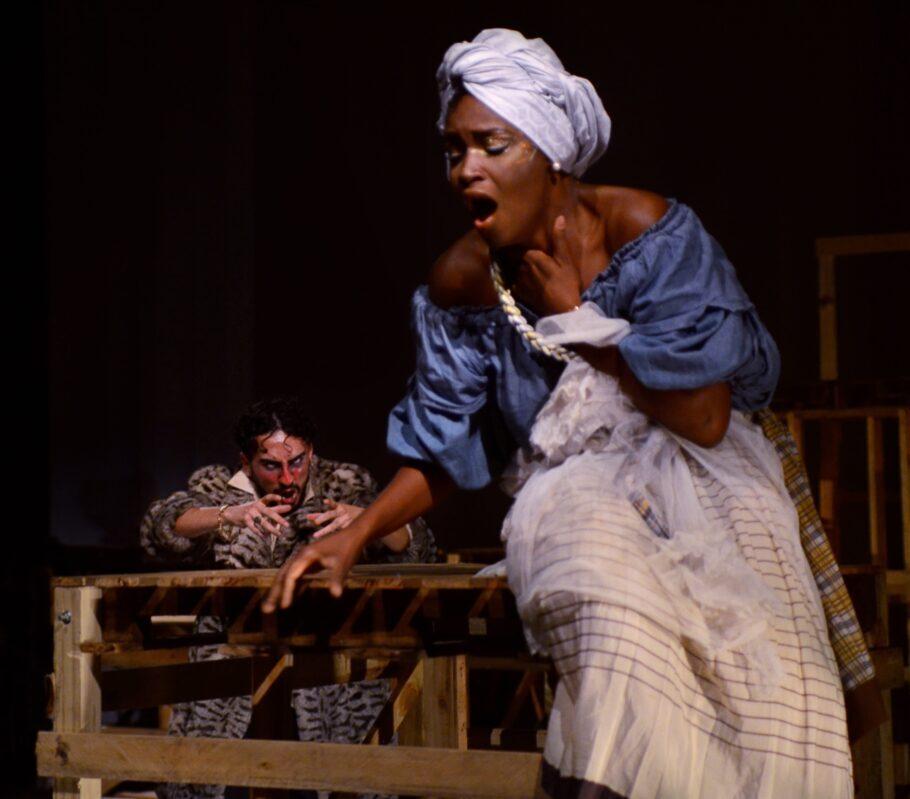 Musical Bertoleza -  Teatro Arthur Azevedo