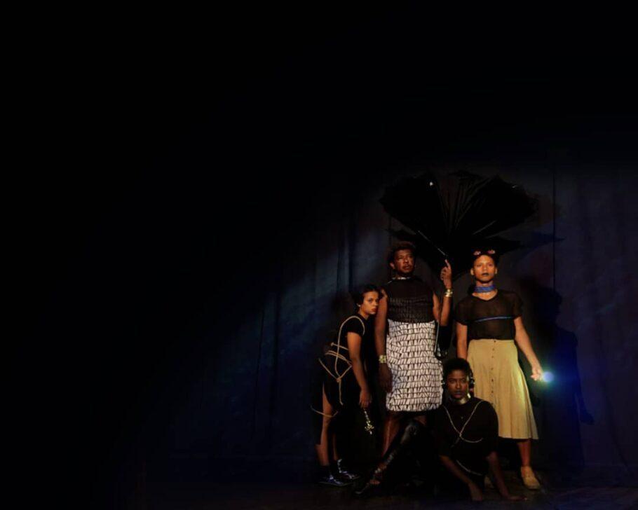 O clássico Êxodo, teatro no Rio