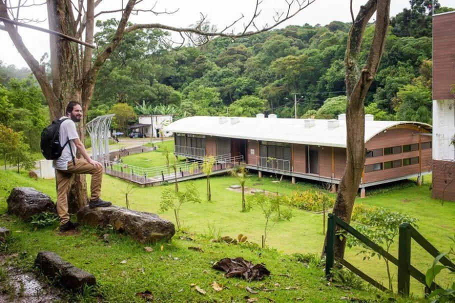 parque fazenda do carmo é um dos parques naturais em sp