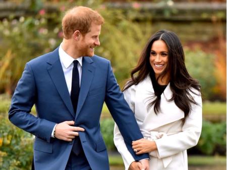principe harry meghan família real