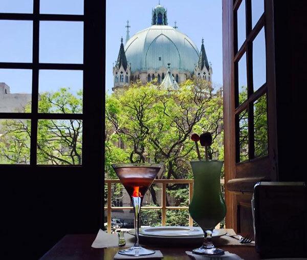 Padaria Santa Tereza restaurantes históricos em são paulo