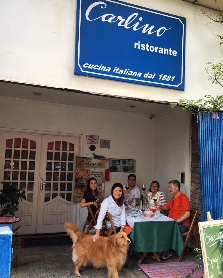 carlino ristorante históricos em são paulo