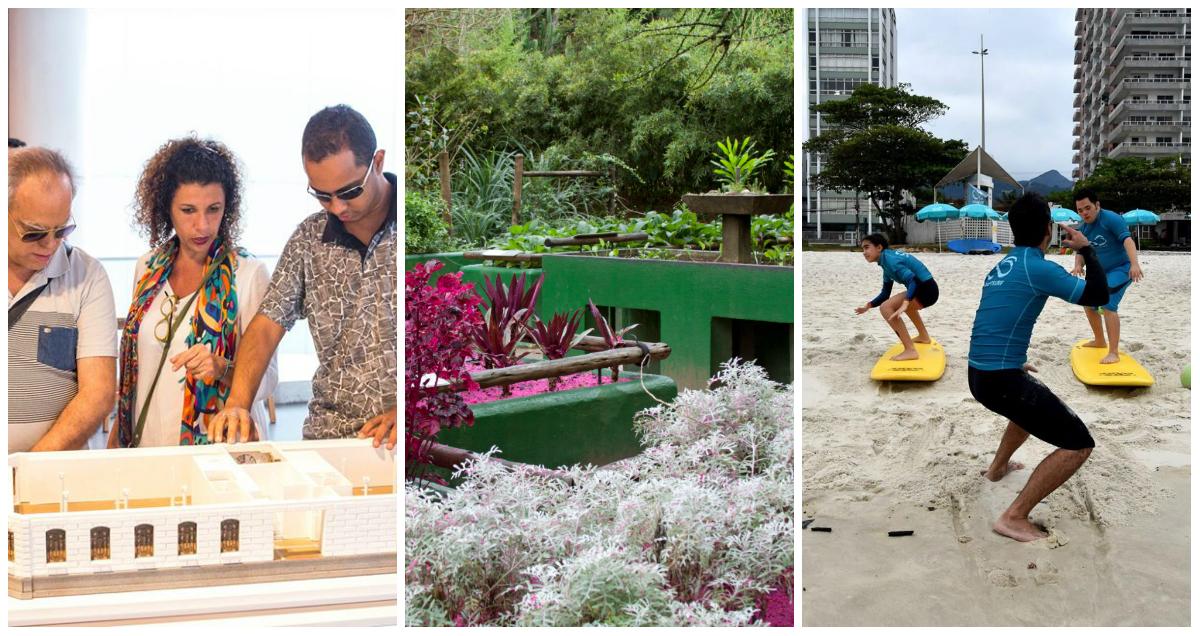 Turismo acessível no Rio: restaurantes, museus e passeios para todes