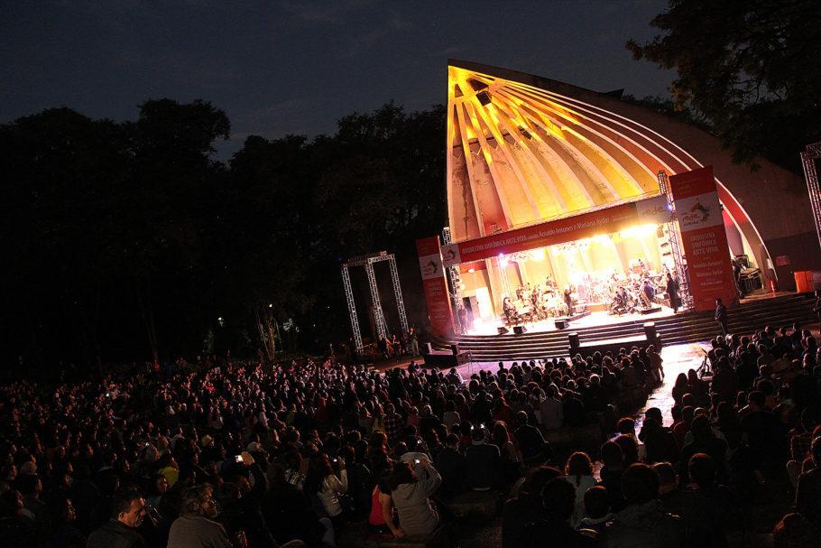 orquestra arte viva toca raul