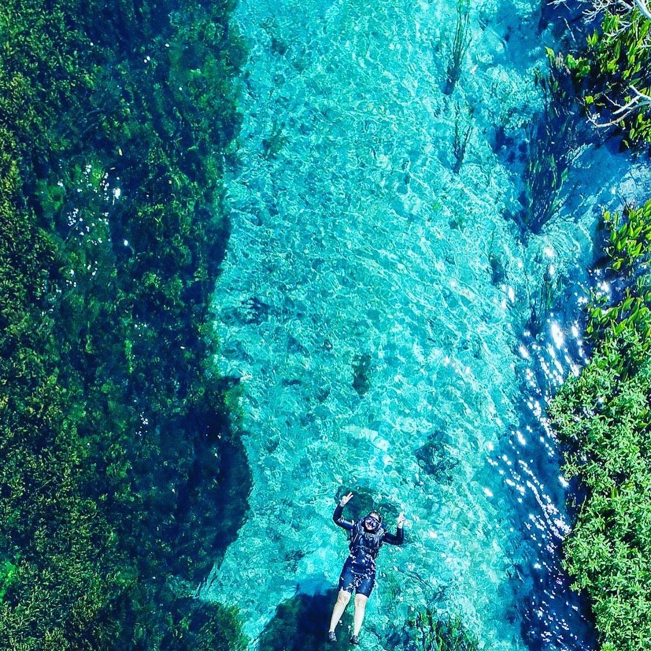 O que é preciso saber para fazer flutuação do rio Sucuri, em Bonito