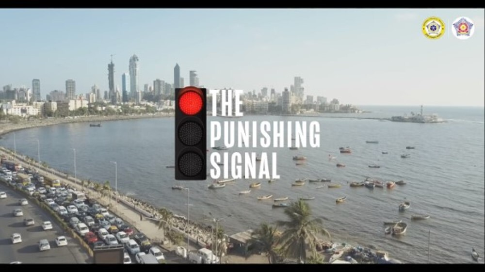 Campanha polícia de Mumbai