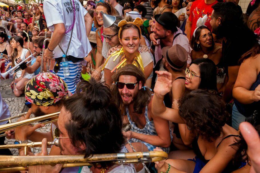 unidos do swing está na programação de carnaval do sesc pompeia