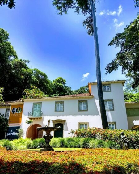 casa Roberto Marinho, aniversário do Rio