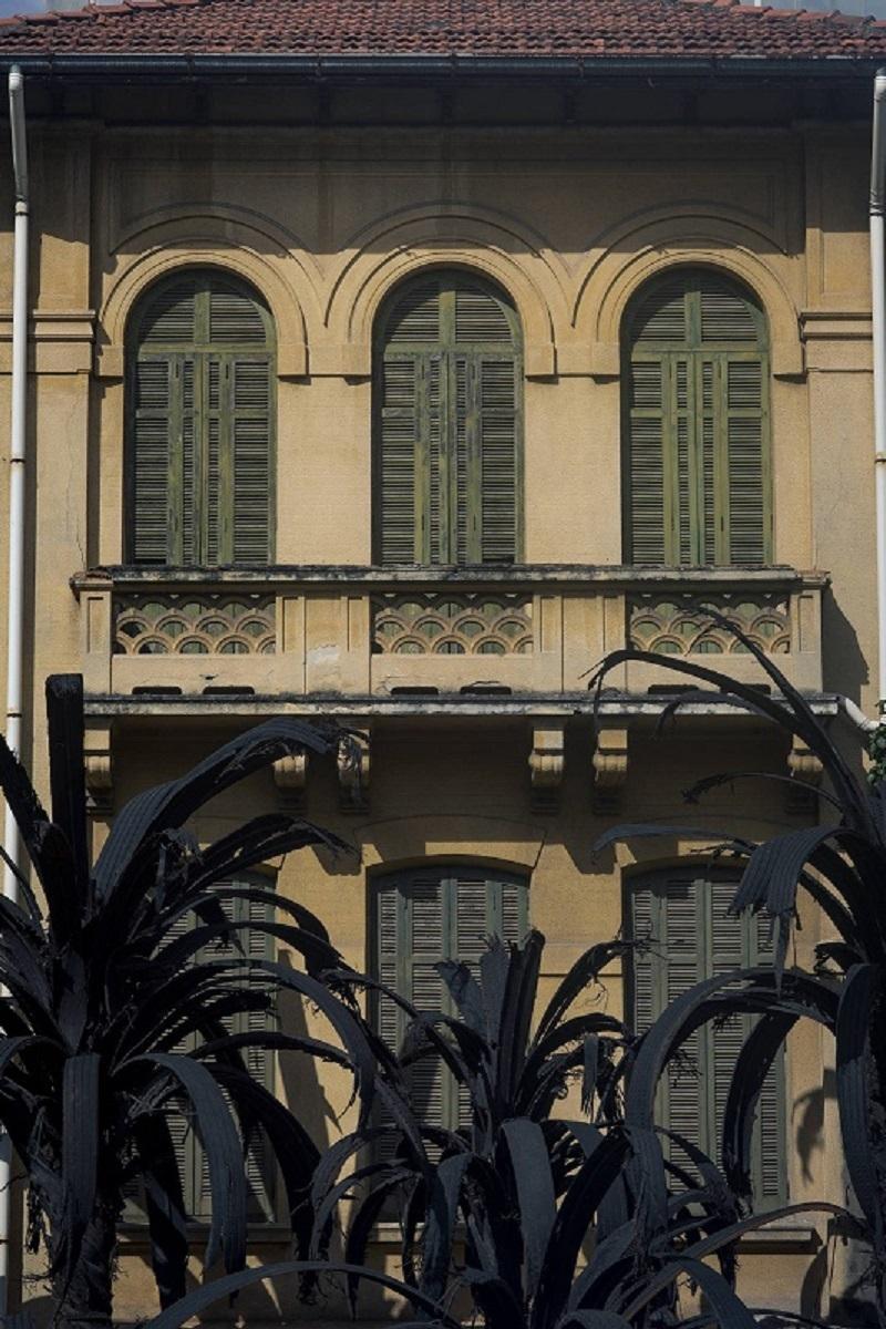 Fachada do pédio da Cidade Matarazzo onde vai ser inaugurada a Casa Bradesco da Criatividade, na Bela Vista, em São paulo