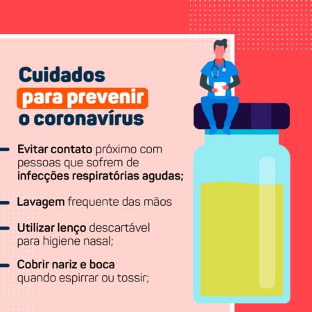 Como se prevenir do coronavírus? Aprenda a se cuidar corretamente