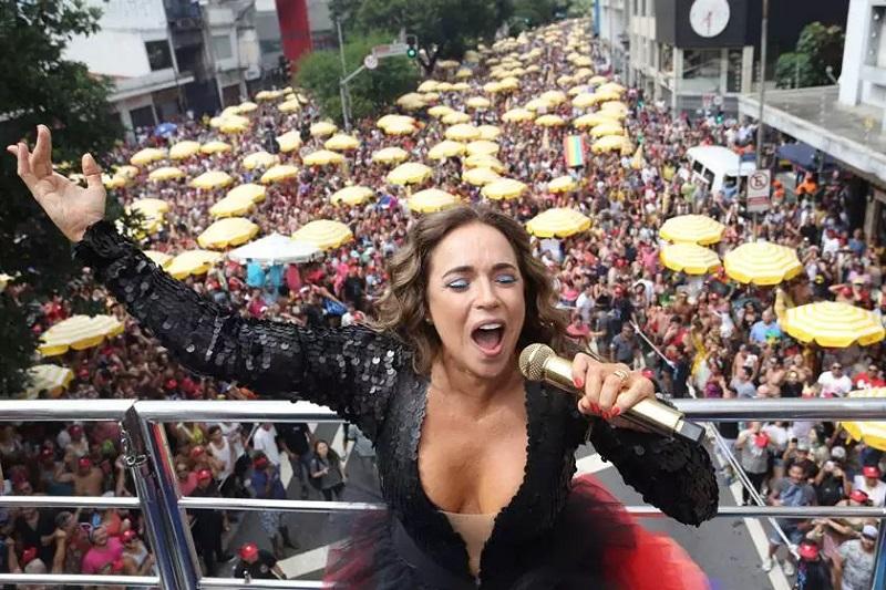 DANIELA MERCURY CARNAVAL DE SÃO PAULO