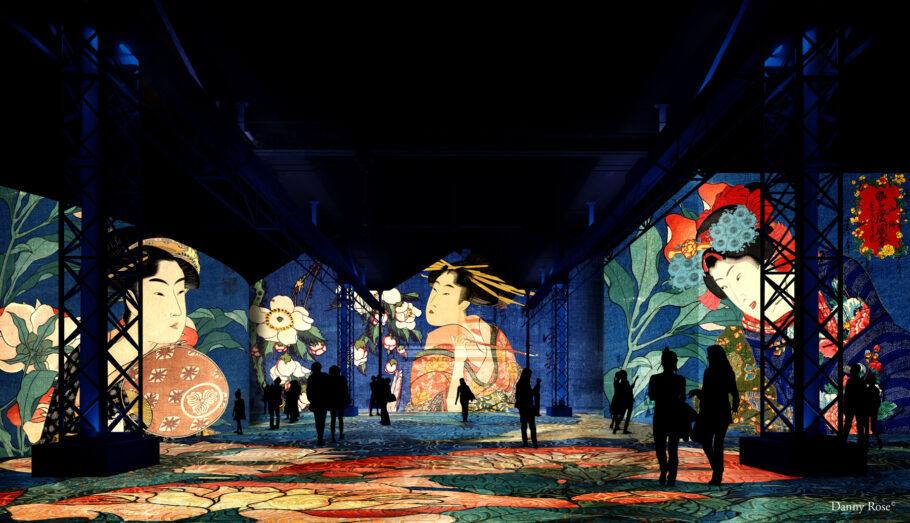 """Exposição """"Japão em Sonhos"""", na Japan House"""
