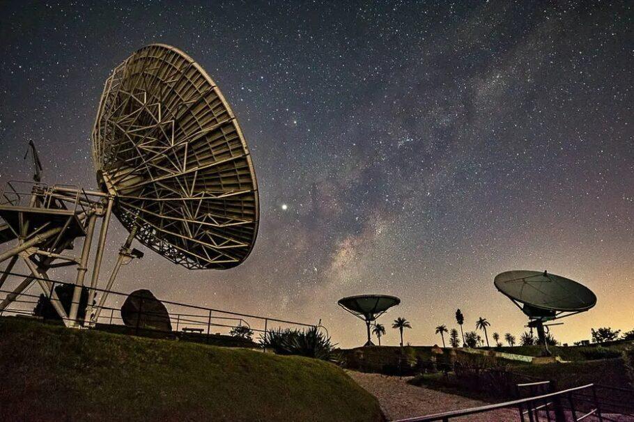observatórios astronômicos em campinas
