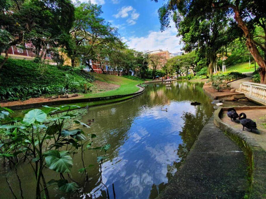 Parque Guinle, nos arredores do Largo do Machado