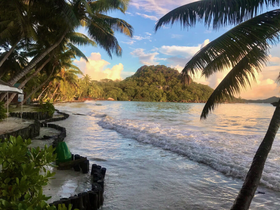 praslin em Seychelles andrea miramontes